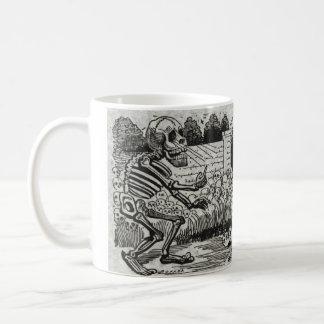 La Gran Calavera Electrica/ Great Electric Skull Coffee Mug