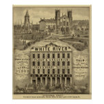 La gran casa de la harina y del ultramarinos poster