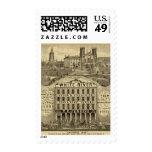La gran casa de la harina y del ultramarinos sellos