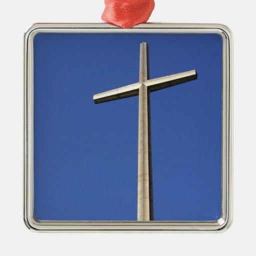 La gran cruz adorno de reyes