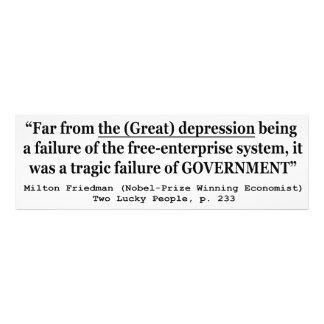 La Gran Depresión era un fracaso del gobierno Fotografías