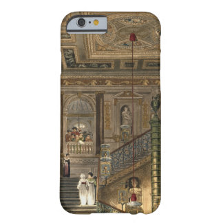 La gran escalera en el palacio de Kensington de Funda Para iPhone 6 Barely There