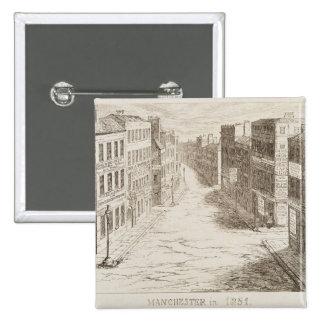 La gran exposición de Mayhew de 1851: Manchester e Pin Cuadrado