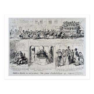 La gran exposición de Mayhew de 1851: Tarjetas Postales