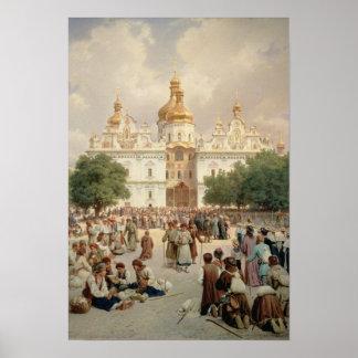 La gran iglesia impresiones