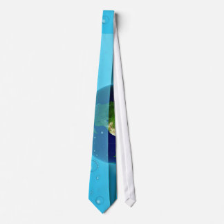 La gran inundación corbata personalizada
