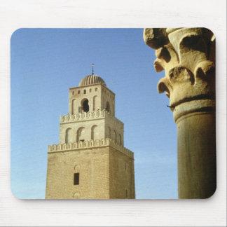 La gran mezquita, Aghlabid, ANUNCIO 836-875 Mousepad