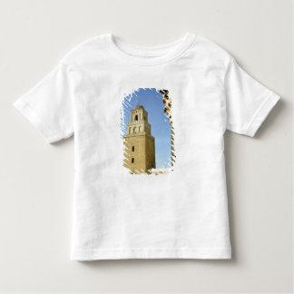 La gran mezquita, Aghlabid, ANUNCIO 836-875 Playera