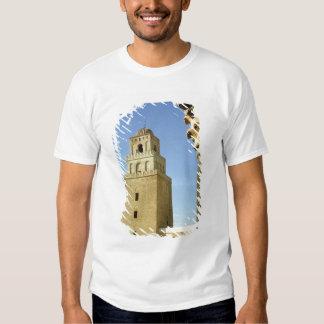 La gran mezquita, Aghlabid, ANUNCIO 836-875 Playeras