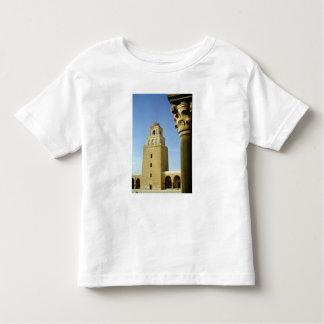 La gran mezquita, Aghlabid, ANUNCIO 836-875 Remera
