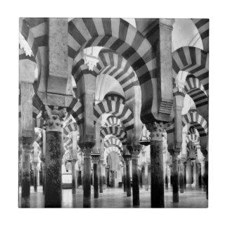 La gran mezquita de Córdoba Tejas