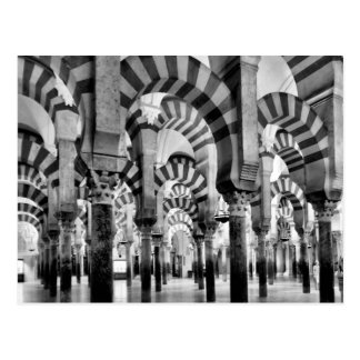 La gran mezquita de Córdoba Postales