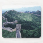 La Gran Muralla de China cerca de Pekín Alfombrilla De Ratón
