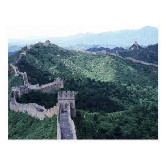 La Gran Muralla de China cerca de Pekín Postales