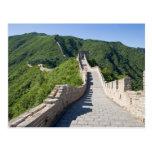 La Gran Muralla de China en Pekín, China Postal