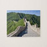 La Gran Muralla de China en Pekín, China Rompecabeza