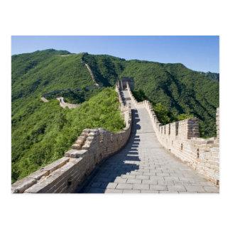 La Gran Muralla de China en Pekín, China Postales