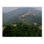 La Gran Muralla de China Postales