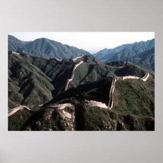 La Gran Muralla de China Póster