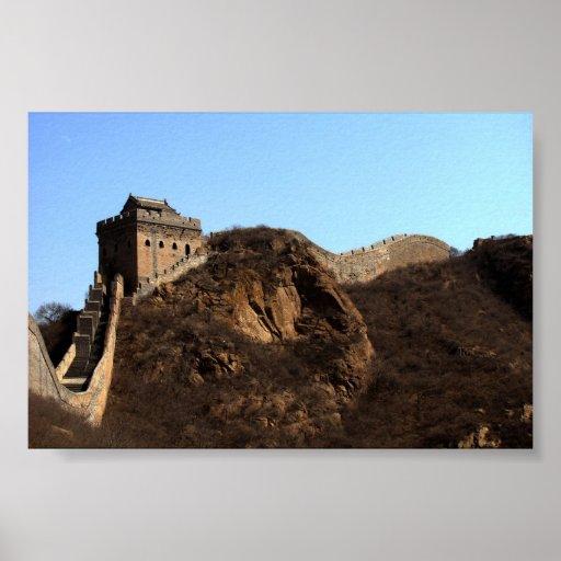 La Gran Muralla de China Poster