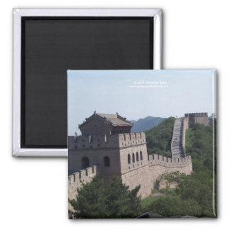 La Gran Muralla del imán del recuerdo de China