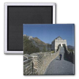 La Gran Muralla Pekín China Imán