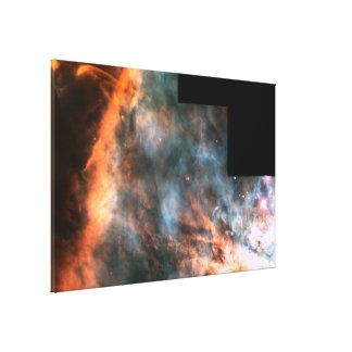 La gran nebulosa de Orión Impresión En Lienzo