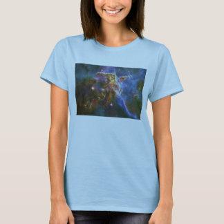 La gran nebulosa NGC 3372 de Eta Carina Playera