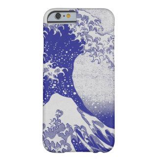 La gran onda de Kanagawa (神奈川沖浪裏) Funda De iPhone 6 Barely There