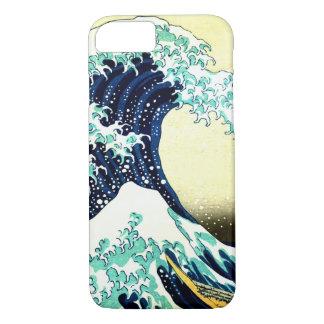 La gran onda de Kanagawa (神奈川沖浪裏) Funda iPhone 7