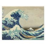 La gran onda de Kanagawa Arte Fotografico