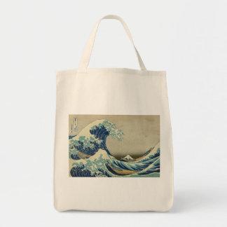 La gran onda de Kanagawa Bolsa