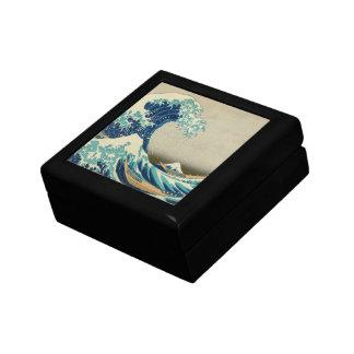 La gran onda de Kanagawa Cajas De Recuerdo