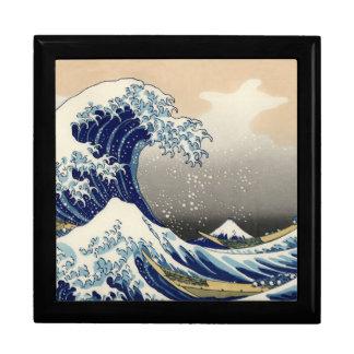 La gran onda de Kanagawa Cajas De Regalo