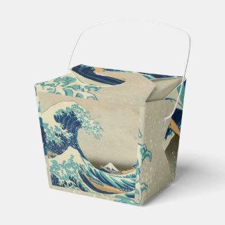 La gran onda de Kanagawa Cajas Para Regalos