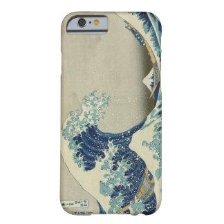 La gran onda de Kanagawa Funda De iPhone 6 Slim