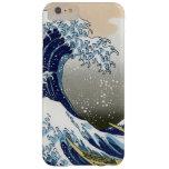 La gran onda de Kanagawa Funda De iPhone 6 Plus Barely There
