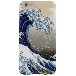 La gran onda de Kanagawa Funda Para iPhone 6 Plus Barely There
