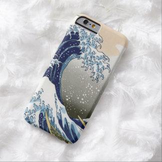 La gran onda de Kanagawa Funda De iPhone 6 Barely There