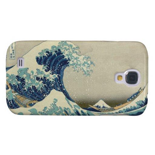 La gran onda de Kanagawa Funda Para Galaxy S4