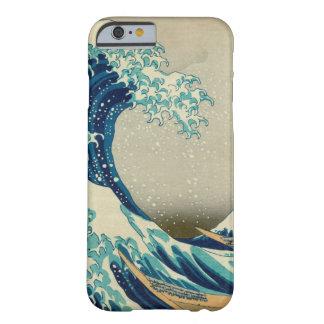 La gran onda de Kanagawa Funda Para iPhone 6 Barely There