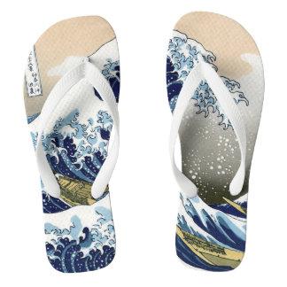 La gran onda de Kanagawa Hokusai Ukiyo-e