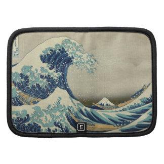 La gran onda de Kanagawa Planificador