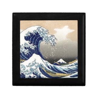 La gran onda en Kanagawa Caja De Regalo