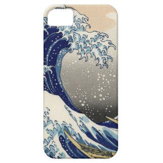 La gran onda Iphone 5 Funda Para iPhone SE/5/5s