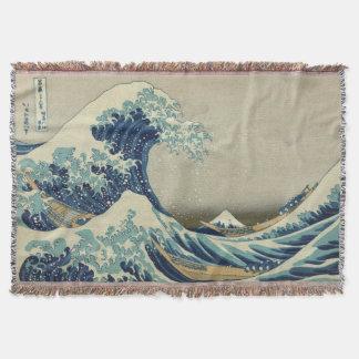 La gran onda Mt Fuji Manta