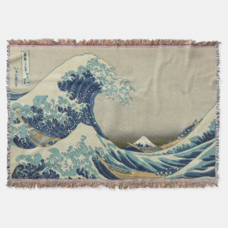 La gran onda por Hokusai arte del japonés del