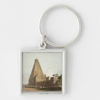 La gran pagoda, Tanjore, placa XXIV de 'Oriente Llavero
