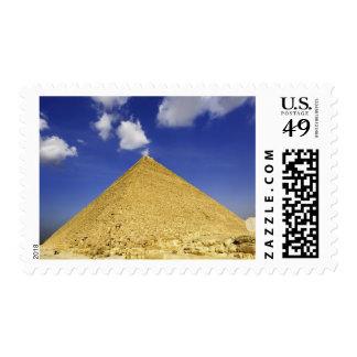 La gran pirámide de Giza, construida para el Sello