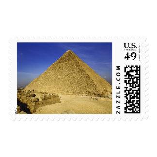 La gran pirámide de Giza, construida para los Sellos